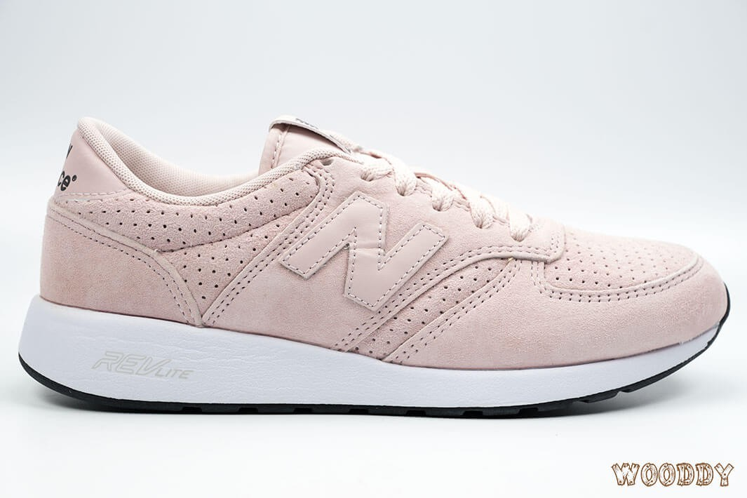 basket new balance 420 rose