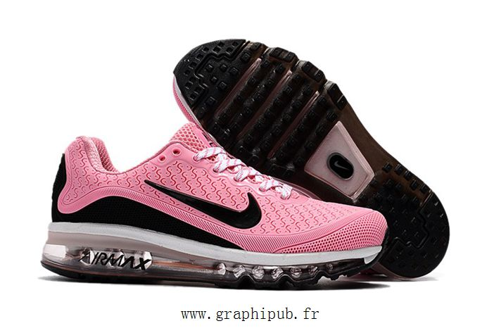 basket nike air max femme pas cher Distance Noir, Light ...