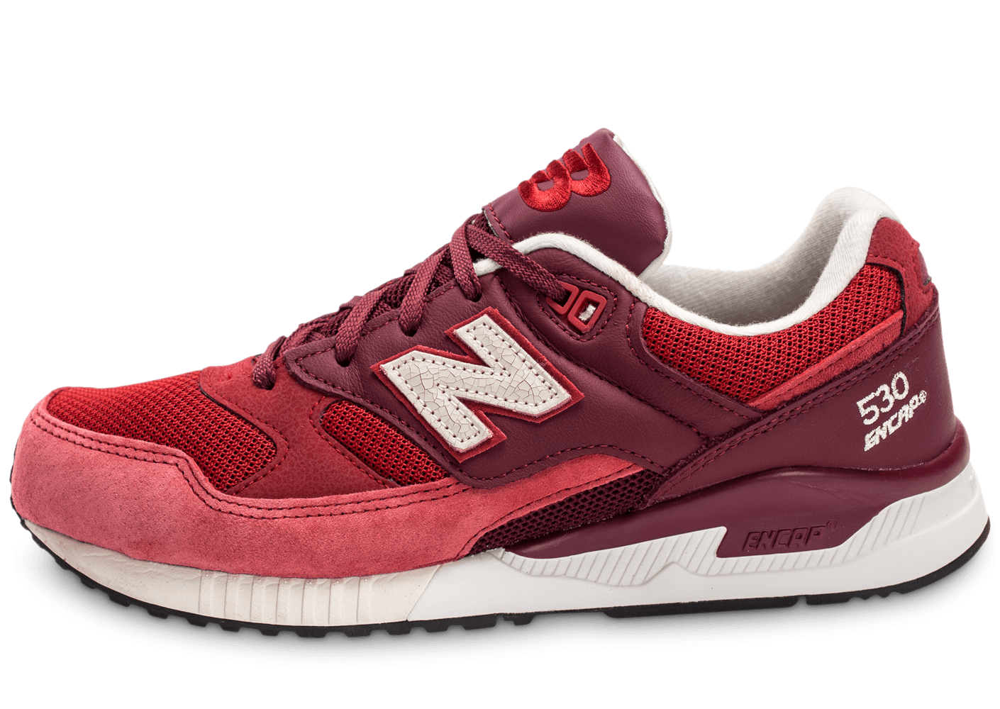 new balance 530 rouge noir