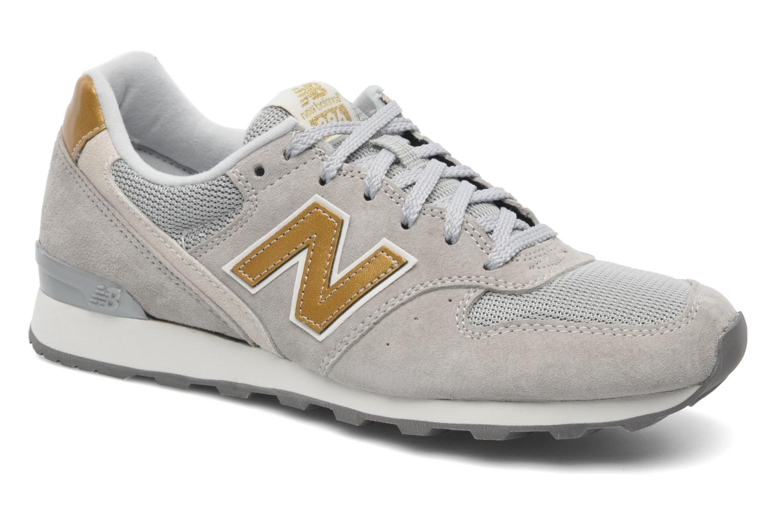 new balance 996 grise et or