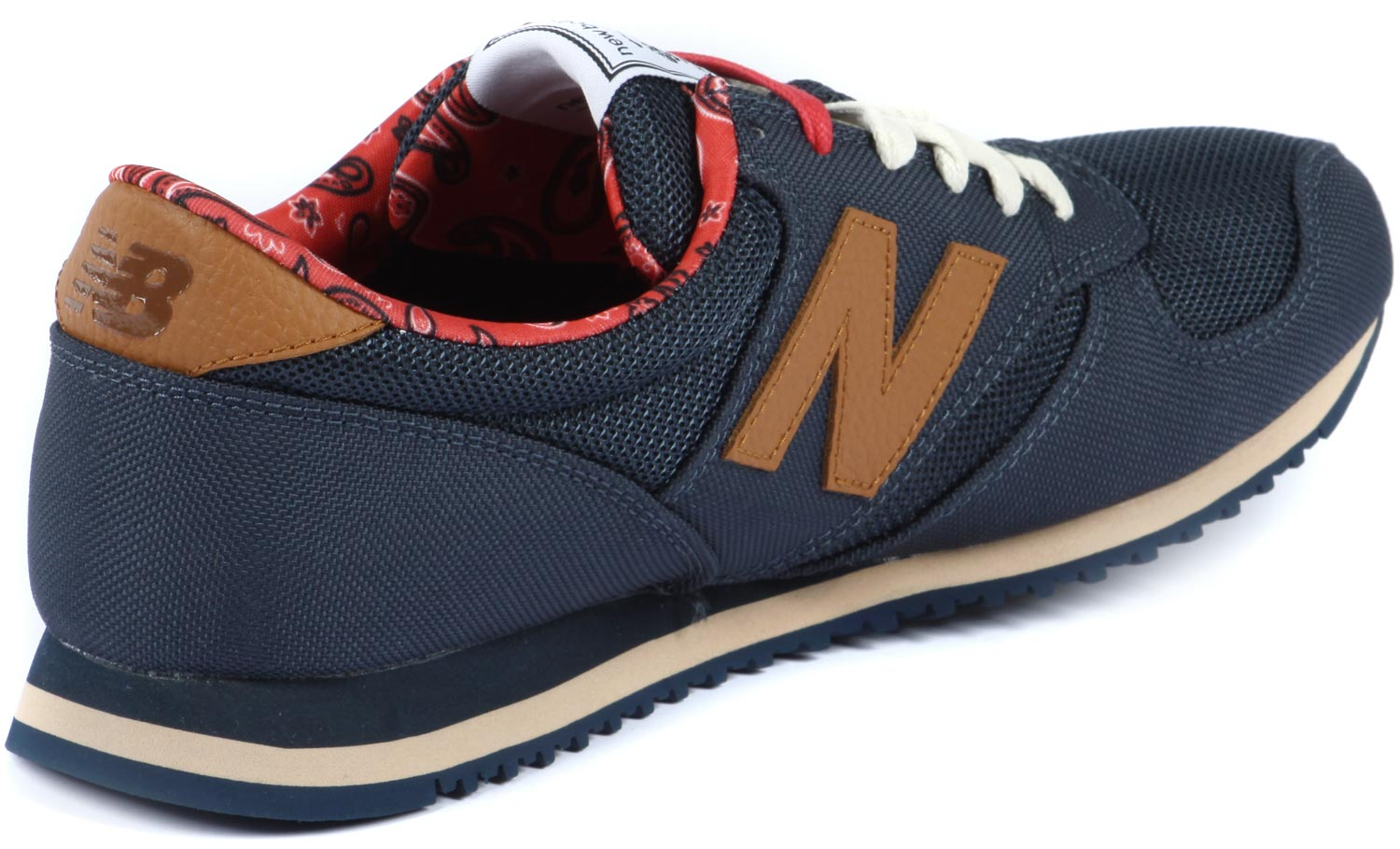 new balance 420 homme orange
